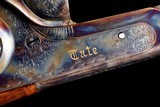 Beautiful early Dale Tate 12ga Hammer gun - this exact gun used in his ads- simply breathtaking! - 9 of 15