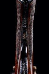 Beautiful early Dale Tate 12ga Hammer gun - this exact gun used in his ads- simply breathtaking! - 5 of 15
