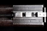 "Scarce Parker Grade 3 (D Grade) 12ga Hammer gun with fishtail top lever and original 32"" barrels! - 12 of 14"