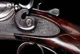 "Scarce Parker Grade 3 (D Grade) 12ga Hammer gun with fishtail top lever and original 32"" barrels! - 3 of 14"