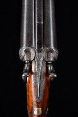 Rare Grade 6 (A Grade) 10ga #4 Frame Parker Hammer gun- Best quality Gun with STUNNING Engraving!!! - 6 of 15