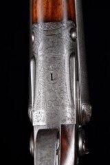 Rare Grade 6 (A Grade) 10ga #4 Frame Parker Hammer gun- Best quality Gun with STUNNING Engraving!!! - 7 of 15