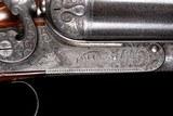 Rare Grade 6 (A Grade) 10ga #4 Frame Parker Hammer gun- Best quality Gun with STUNNING Engraving!!! - 2 of 15