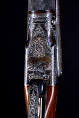Truly exceptional and exceedingly rare - The very last Parker BHE Grade 12ga made with damascus barrels -all original & near mint- Truly an heirloom!! - 7 of 15
