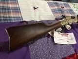 Henry Rifle .357 Magnum, Engraved