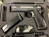 CZ 97 BD, .45 Cal New in Box. - 1 of 2