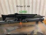 F NScar 17 .308 New in Box