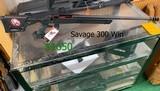 Savage 300 Win - 2 of 2