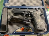 Beretta 920 Centurion Tactical 9mm with Night Sights