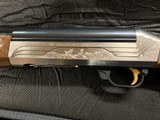 benelli legacy 12 gauge engraved, excellent condition