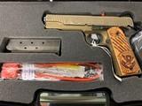 Auto Ordnance 1911 TCA Trump Gun