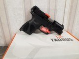 THIS IS A TAURUS G2 9MM