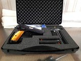 CZ ORANGE TACTICAL W/20 RD MAGS
