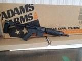 ADAMS ARMS PISTOL 556/223