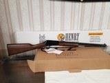 HENRY PUMP 22 MAG H003TM - 1 of 1