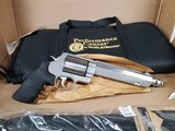 smith wesson 460 with sling