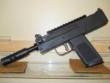 MASTER PIECE ARMS 5.7X28 PISTOL - 1 of 2