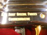 SPECIAL FORCES COMMEMORITIVE MAC 10 - 6 of 8