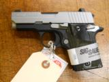 SIG SAUER P938 BLACKWOOD - 1 of 3
