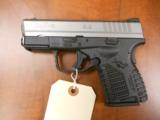 SPRINGFIELD ARMORY XD-S - 1 of 3