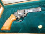 SMITH AND WESSON 586 .357MAG- 1 of 5