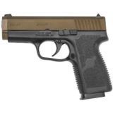 Kahr Arms CW40 Burnt Bronze