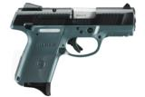 Ruger SR9c Compact 9mm Blue