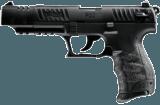 Walther P22T DA/SA Target Pistol 5120302, 22 Long Rifle