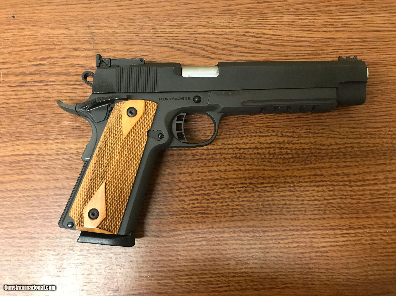 Rock Island Armory Pro Match 1911 Semi-Auto Pistol 51529, 45