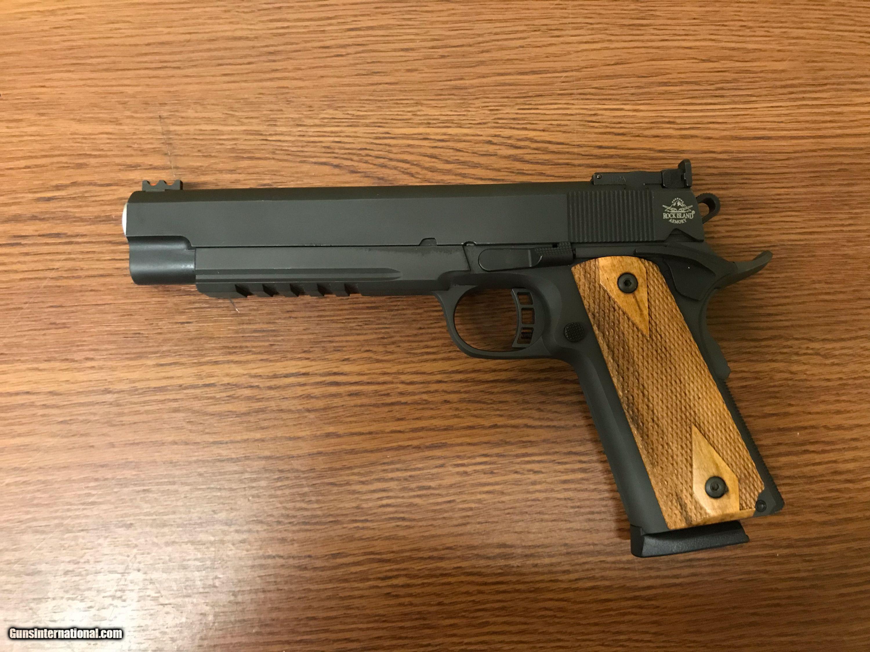 Rock Island Armory Pro Match 1911 Semi-Auto Pistol 51529, 45 ACP for