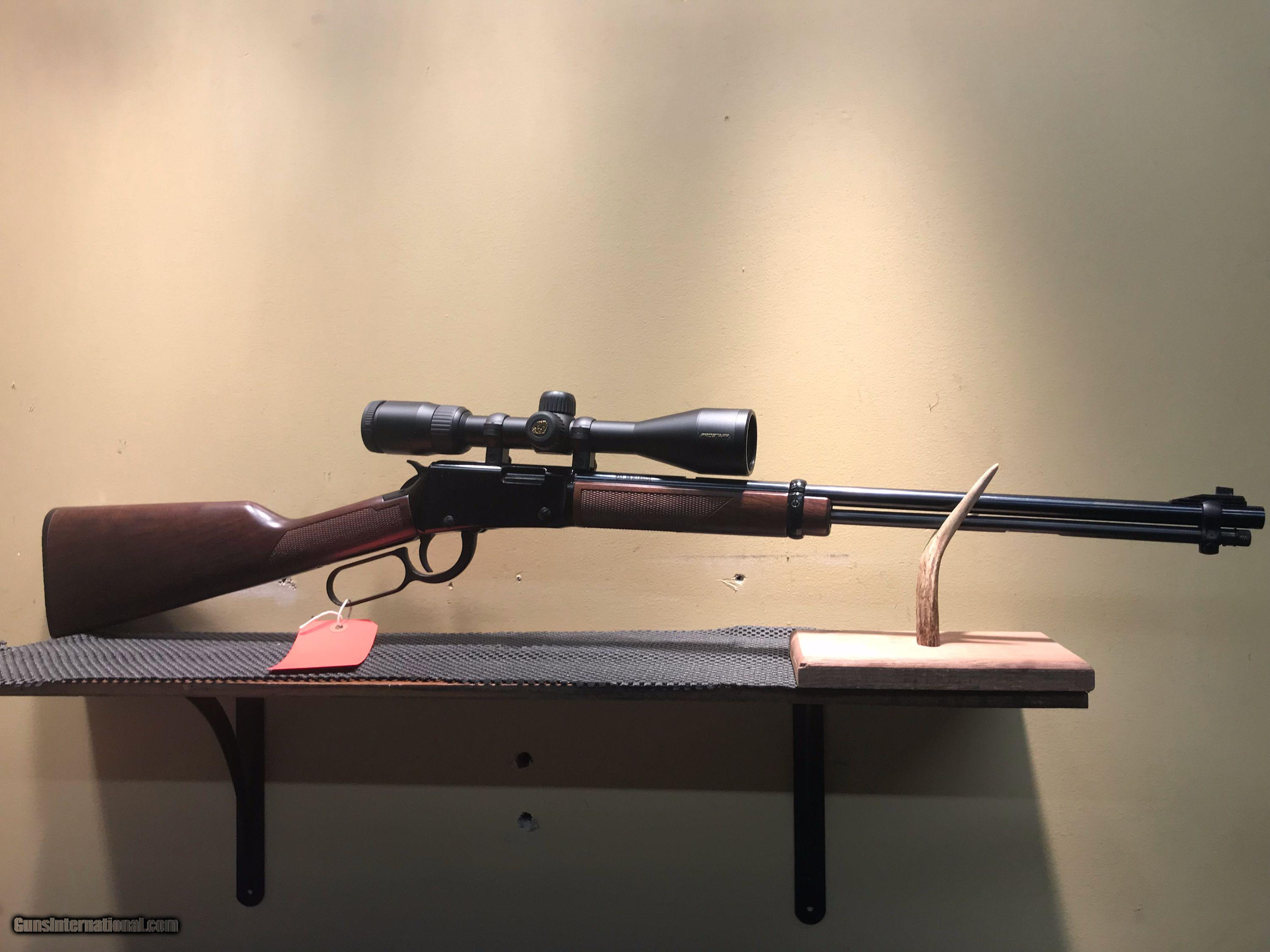 Henry Lever Action Rifle H001M, 22 Magnum (WMR)
