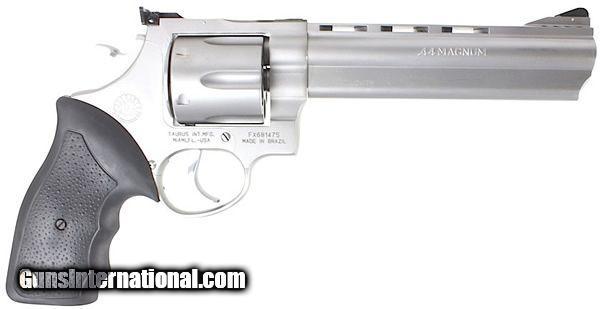 Taurus 44 Large Frame Revolver 2440069, 44 Remington Mag