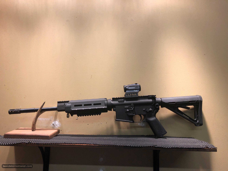 Sig M400 Enhanced AR-15 Rifle RM40016BECP, 223 Remington