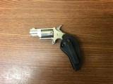 North American Mini-Revolver HGBKLR, 22 LR