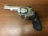 SMITH & WESSON MODEL 63 DOUBLE-ACTION REVOLVER 22LR