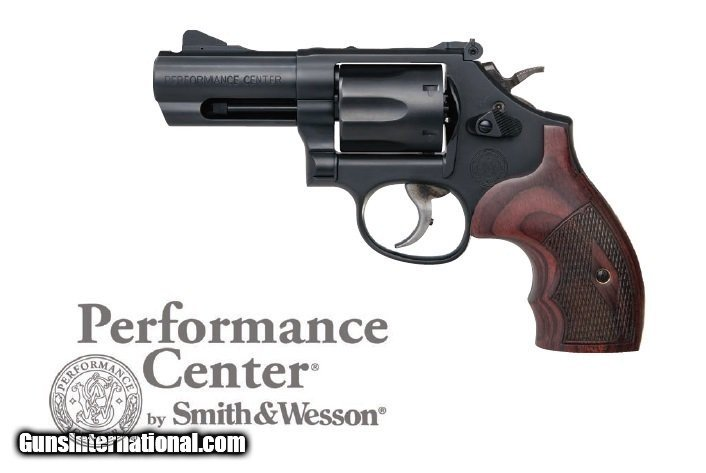 Smith And Wesson Performance Center Model 19 Carry Comp