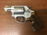 Smith & Wesson 637 Performance Center Revolver 170349, 38 Special