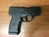 Beretta Nano Micro Compact Carry Pistol JMN9S15, 9MM