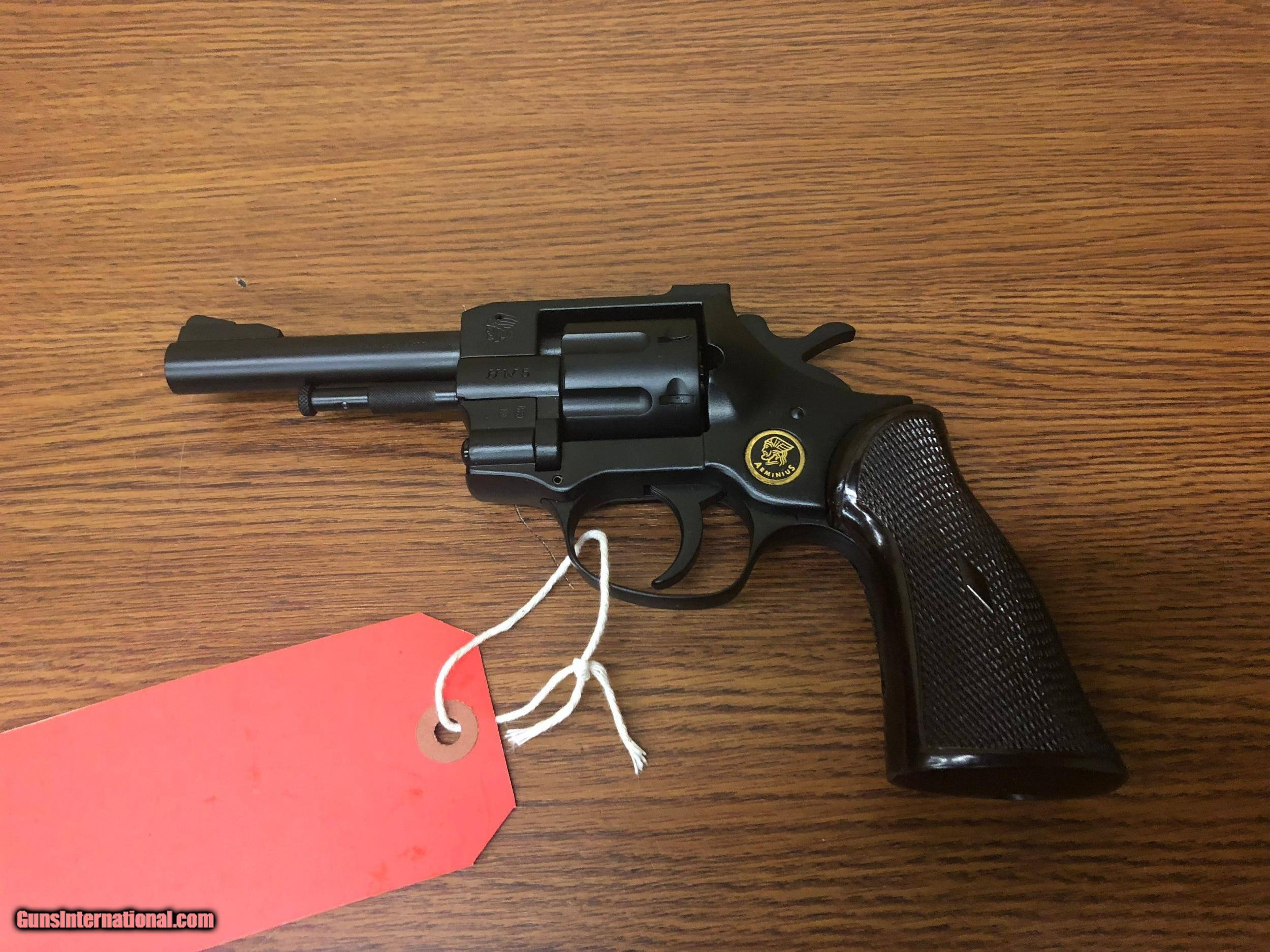 Arminius Model Hw5  32 S&W