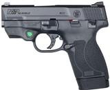 Smith & Wesson M&P Shield Pistol 12089, 45 ACP