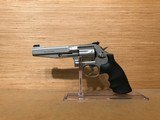 Smith & Wesson M686 Pro Revolver 178038, 357 Magnum