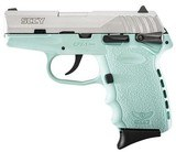 SCCY Industries CPX-1 Pistol CPX1TTSB, 9mm