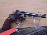 SMITH & WESSON MODEL 14-1 SAO .38 SPL