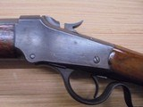 WINCHESTER 1885 LOW WALL .22 WCF - 13 of 24