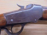 WINCHESTER 1885 LOW WALL .22 WCF - 4 of 24