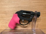 Ruger LCR Lightweight Compact Revolver 5409, 38 Special