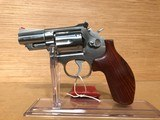 SMITH & WESSON MODEL 66-1 DOUBLE ACTION REVOLVER 357MAG