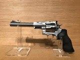 Ruger Super Redhawk Standard, Double-Action Revolver, 44 Rem Mag