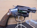 SMITH & WESSON MODEL 37 .38 SPL