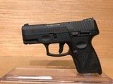Taurus 1-111031G2-12 PT111 Millenium Pro G2 Pistol 9mm
